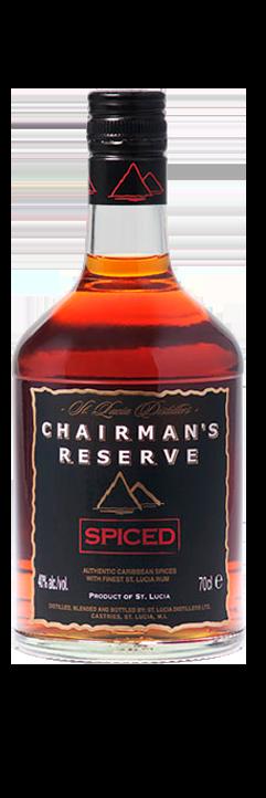 Chairman's Reserve Rum Icon Spirits