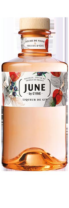 June Gin Liqueur Wild Peach Icon Spirits