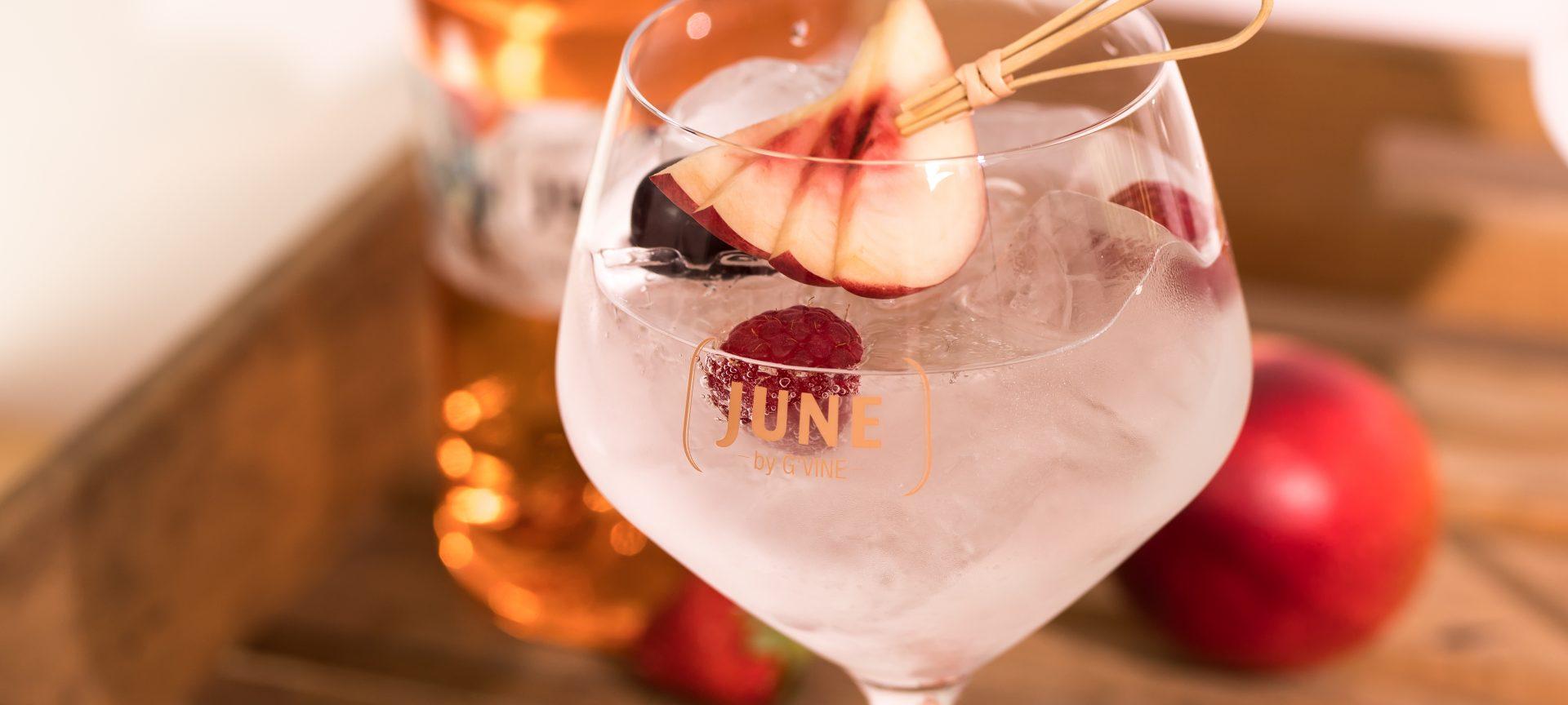 JUNE BY G'VINE, THE TASTE OF AN ENDLESS SUMMER
