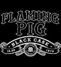 Flaming Pig Icon Spirits