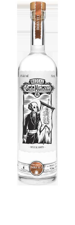 Mezcal Sieste Misterios Icon Spirits